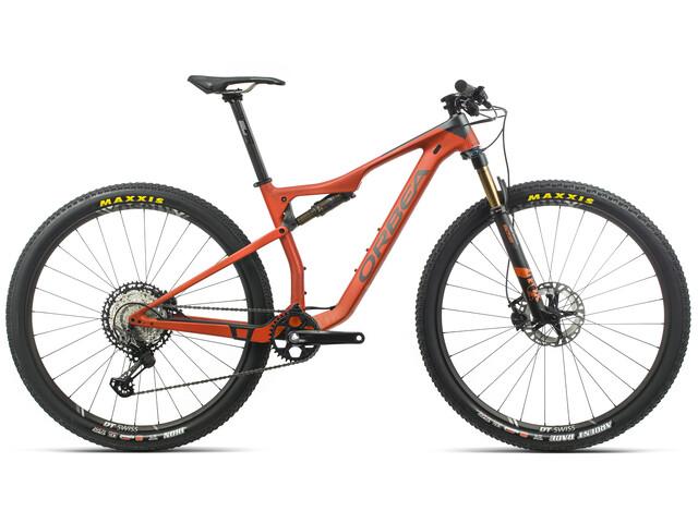 """Orbea Oiz M10 27,5"""" orange/black"""